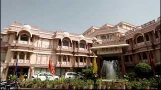 Front View of Hotel raj Vilas Palace, Bikaner