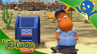 getlinkyoutube.com-The Backyardigans: Special Delivery - Ep.29