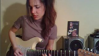 Brothers in arms (Dire straits) cover by Eva Vergilova