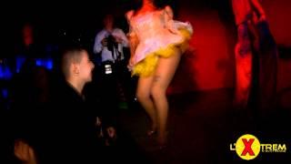 """getlinkyoutube.com-SHANNA & THIBAULT """"Les Marseillais en Lozére"""" & """"Les Elixirs By Chad"""" @ L'Xtrem Discothéque"""