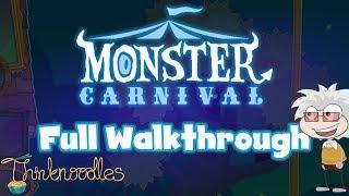 getlinkyoutube.com-★ Poptropica: Monster Carnival Full Walkthrough ★