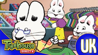 Max & Ruby - 21 - Ruby's Pajama Party / Baby Max / Bunny Scout Brownies