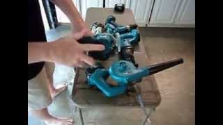 getlinkyoutube.com-A+Makita Battery Adapter+LionDapter (Lithium Ion Adapter) - Linking Old Tools with New Technology