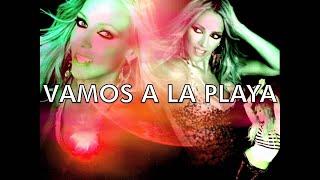 Loona - Vamos a La Playa (Official Lyrics version)