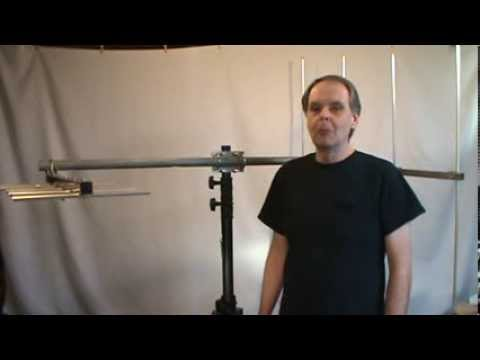 Ham Radio 2m/70cm Mini Satellite Antenna Yagi Array