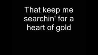 Neil Young - Heart of Gold (Lyrics)