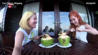 getlinkyoutube.com-[ไทยซับ] 150710 Hyoyeon 100M LIKE ep.5 with SNSD