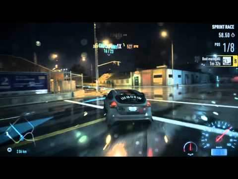 Need for Speed 2015 - Ford Focus RS | A legend's wheels