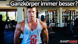 getlinkyoutube.com-4er / 5er Split vs. Ganzkörper Training | GK immer besser?