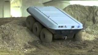 getlinkyoutube.com-AMSTAF -- Autonomous, Robotic Security Vehicle