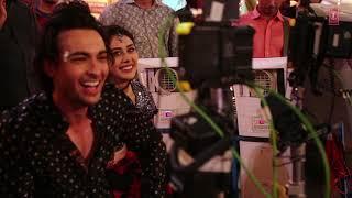 Making Of Dholida Video | LOVEYATRI | Aayush Sharma | Warina Hussain