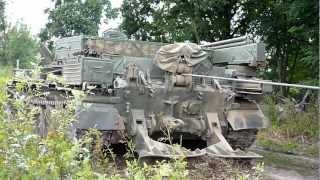 getlinkyoutube.com-BAT, T-55 T, BMP-1 im Einsatz, Großenhain 2012, Panzer