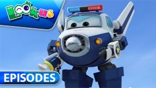 【Official】Super Wings - Episode 03
