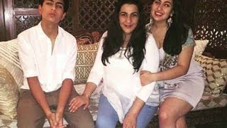 getlinkyoutube.com-saif ali khan first wife and children photos ans rare seen pics