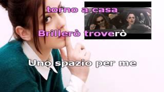 getlinkyoutube.com-Annalisa Scarrone - Vincerò karaoke