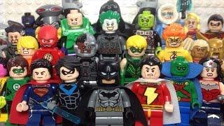 getlinkyoutube.com-Lego Justice League: Salvation- Episode 3: 'Revelation'