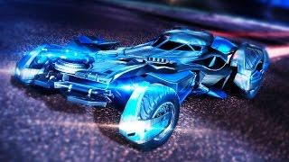 BATMAN'S HERE! | Rocket League