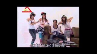 [M-Girls 四个女生] Bye Bye -- 尼罗河 (Official MV)