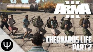 getlinkyoutube.com-ARMA 3: Chernarus Life Mod — Part 2 — The Power Rangers!
