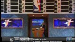 getlinkyoutube.com-Warriors Draft Stephen Curry
