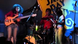 getlinkyoutube.com-Victor Bailey Track -International Jazz Day- Mohini Dey, Esani Dey & Mukul Dongre