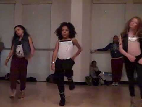 "Charlize Glass - ""Roc Me Out"" by Rihanna (Choreography by Dejan Tubic)"