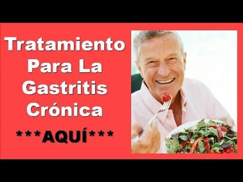 Tratamiento De Gastritis Cronica - 4 Comidas Para Tratar La Gastritis Cronica