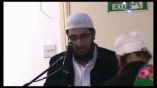 Hafiz Ahsan Amin Manchester