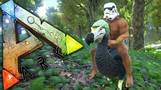 getlinkyoutube.com-Ark Survival Evolved - DODO RIDING! - RIdeable Dodo Mod Gameplay 1080p HD