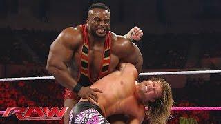 getlinkyoutube.com-Dolph Ziggler vs. Big E: Raw, October 26, 2015