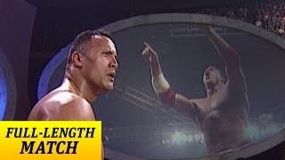 getlinkyoutube.com-FULL-LENGTH MATCH - SmackDown - The Rock vs. Kurt Angle