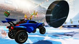getlinkyoutube.com-SNOW CHANCE | Rocket League Hockey