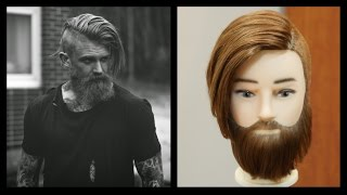 getlinkyoutube.com-Men's Undercut Haircut Tutorial - Josh Mario John - TheSalonGuy