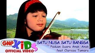 getlinkyoutube.com-Satu Nusa Satu Bangsa - Surya Children Choir feat Clarissa Tamara