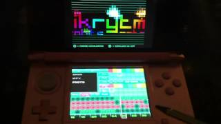 Rytmik Retrobits 3DS Beat - Prototype by scriibblez09
