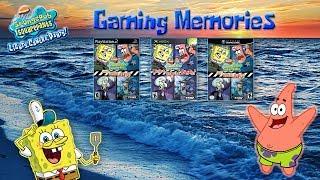 Gaming Memories   SpongeBob: Lights, Camera, Pants! (Xbox, PS2, GameCube)