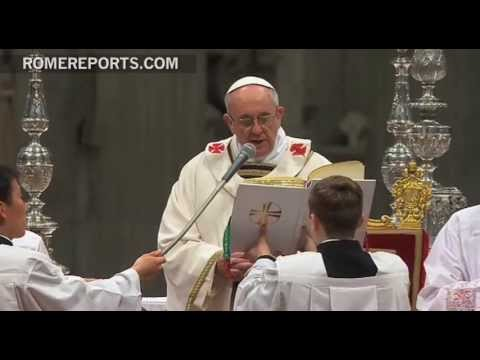 Pope to ordain 10 priests from Argentina  and Italy during Sunday Mass