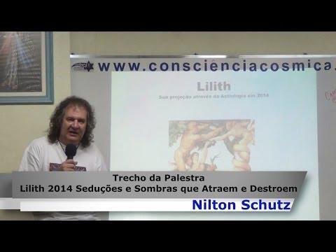 Nilton Schutz - Lilith 2014 Seduções e Sombras que Atraem e Destroem