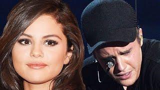 getlinkyoutube.com-Selena Gomez Reacts To Justin Bieber Crying At MTV VMAs
