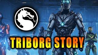 getlinkyoutube.com-TRIBORG STORY: Mortal Kombat X Klassic Tower