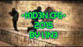 getlinkyoutube.com-✔ [CS 1.6] ✔ H1D3N.CFG ✔ 2015 ☆ CFG PURE AIM ☆ V1 ✔