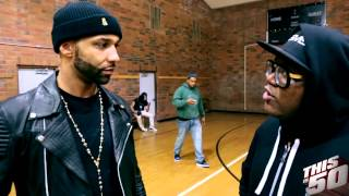 Joe Budden Talks Wild N Out & Says No More Drugs