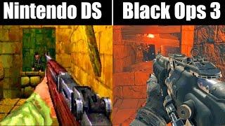 getlinkyoutube.com-NINTENDO DS ZOMBIES IS NOW AMAZING (Call of Duty: Black Ops 3 Zombies Mod)