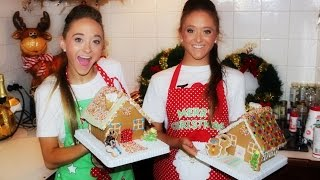 Gingerbread House Challenge! | The Rybka Twins