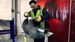 Spirotech-SRD Screw Flight Press Service
