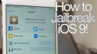 getlinkyoutube.com-How to jailbreak iOS 9 with Pangu