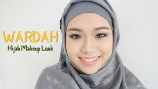 getlinkyoutube.com-WARDAH One Brand Tutorial & Review | Hijab Makeup Look | Eng Sub | Molita Lin