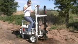 getlinkyoutube.com-E-Z Ryder Earth Drill Demo