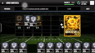 getlinkyoutube.com-Large Quick Sell madden mobile 16