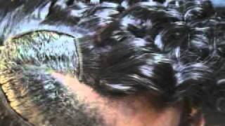 getlinkyoutube.com-CURLY INVISIBLE PART QUICK WEAVE
